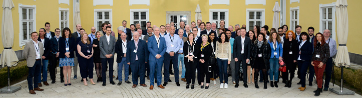 IMA Conference a great success at Pronay Castle