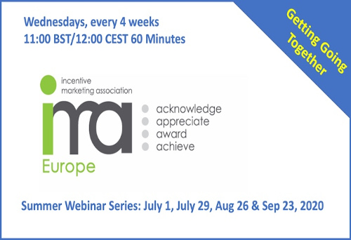 P92 facilitates trade association webinar series for IMA Europe