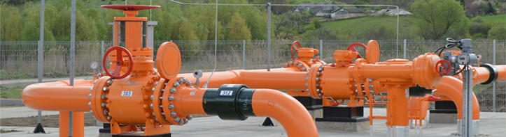 Nationwide Gas Transit Pipeline Management System