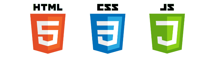HTML, CSS and JavaScript